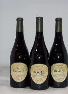 Vertical Pack of Bogle Pinot Noir (3x 75