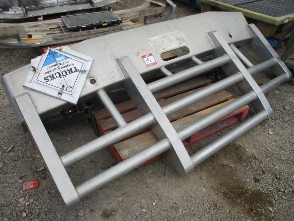 Truck Bull Bar and Rear Bar