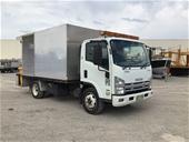 2006 & 2012 Isuzu Truck & Tractor Sale