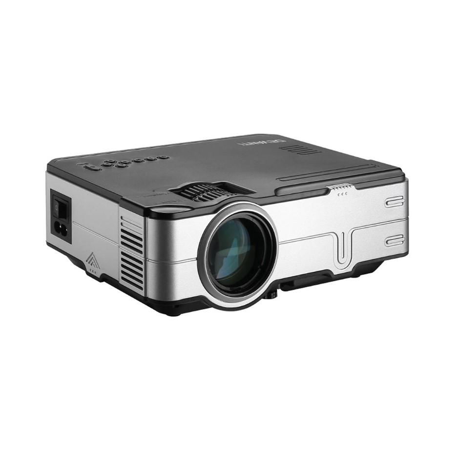 Devanti Mini Video Projector HD 1080P 1200 Lumens Home Theater USB VGA