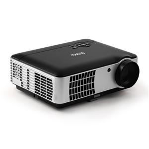 Devanti Mini Video Projector WiFi Blueto