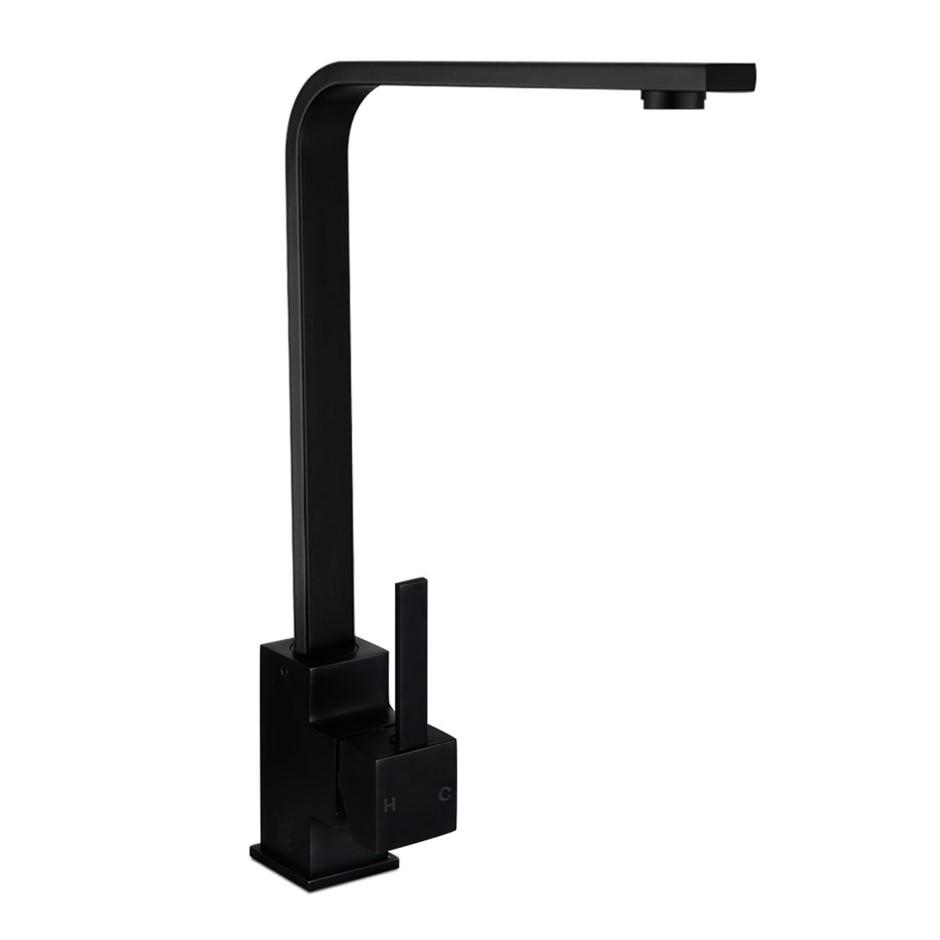 Cefito Brass Mixer Faucet Tap Sink Kitchen Basin Shower Swivel Spout WELS
