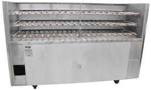 Sheer Charcoal/Woodfired Grill Rotisseri