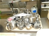 Qty of Stainless steel Teapots, Milk Jugs etc