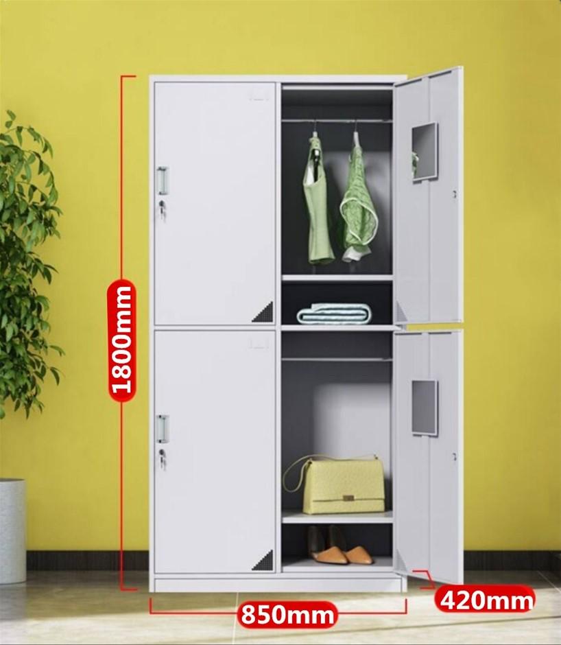 4-door locker (Pooraka, SA)