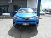 2015 Toyota RAV4 AWD Sports Automatic SUV