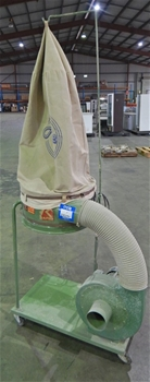 A Qty of 3 Dust Extraction Units