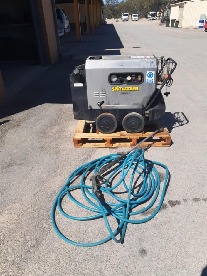 2010 Spitwater SW201 Steam Pressure Washer