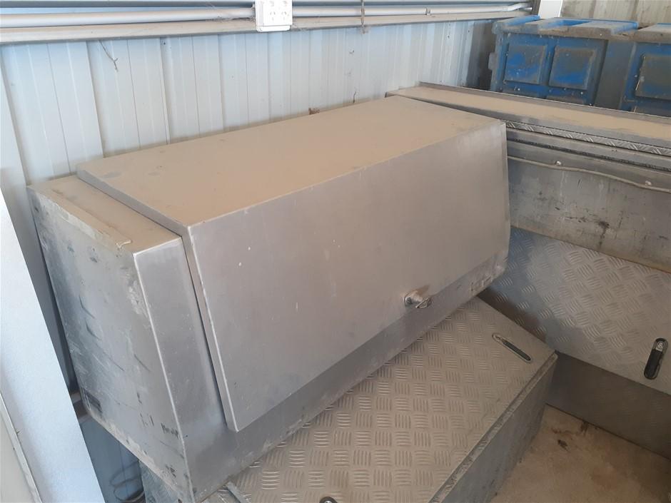 2012 Kennedy Tool Box - Aluminium