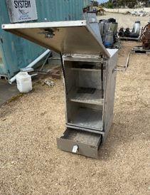 Kennedy Aluminium Upright Tool Box