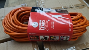 4 x Cartons of 20m Extension Leads