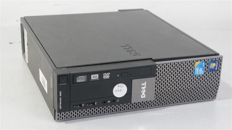 Dell OptiPlex 980 Small Form Factor (SFF) Desktop PC