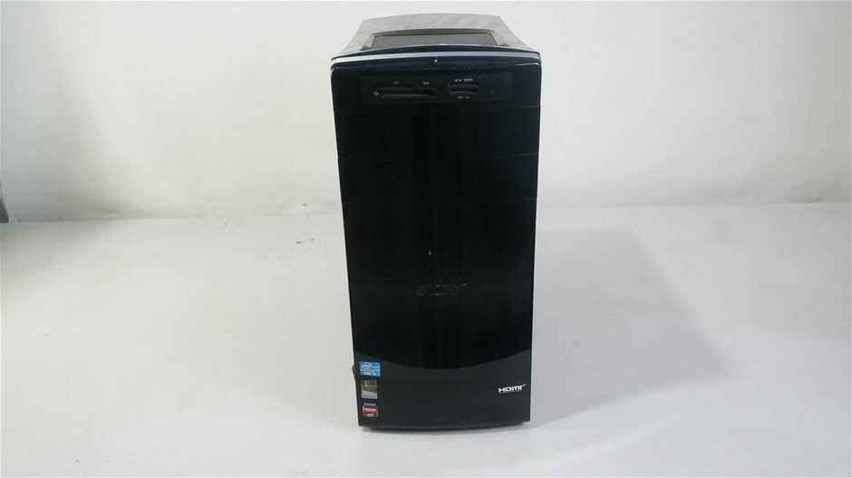 Acer Aspire M3985 Small Form Factor (SFF) Desktop PC