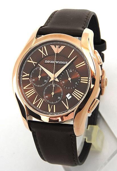 Stunning new Emporio Armani Chronograph Men's Watch.