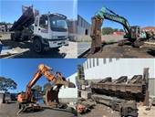 Demolition & Metal Recycling Equipment Sale