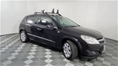 Unreserved 2008 Holden Astra CD AH Automatic Hatchback