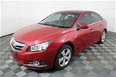 Unreserved 2011 Holden Cruze CDX JG Automatic Sedan
