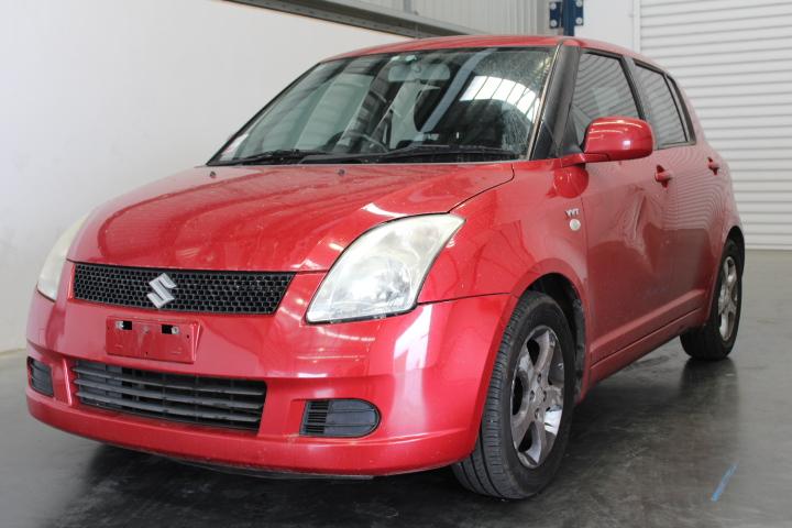 2006 Suzuki Swift EZ Hatchback