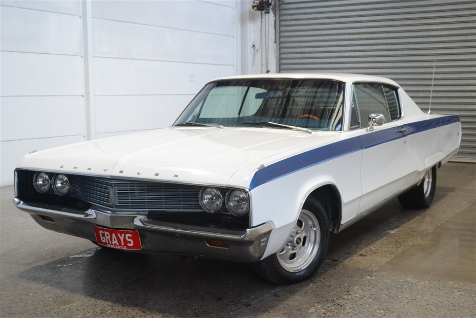 1968 Chrysler Valiant Newport RWD Automatic Sedan