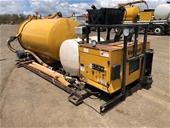 Skid Mounted Vermeer Vacuum Excavation Unit - Toowoomba
