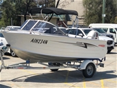 Circa 2016 Stacer 429 Seaway Boat, 50Hp Evinrude, 26 hrs
