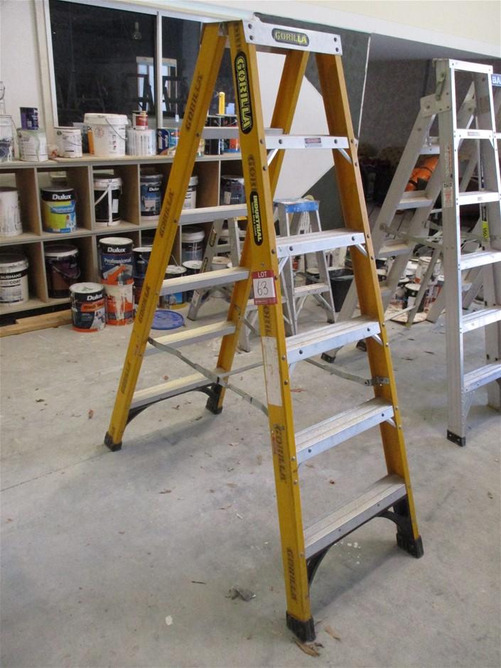 Gorilla FSM006-1 Double Sided Step Ladder