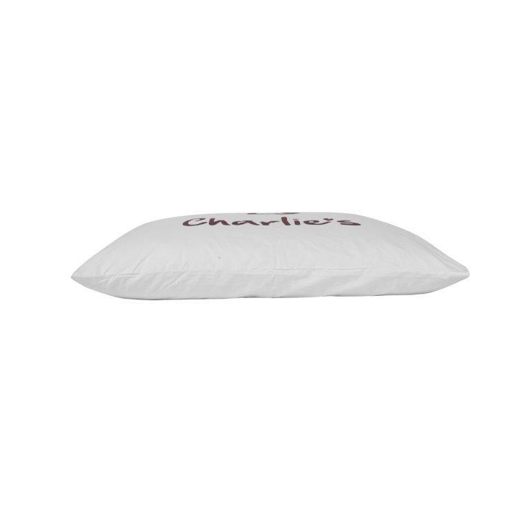 Charlie's Pet Pillowcase White - Large (115 x 90 cm)