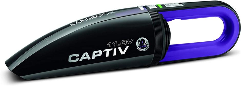 KAMBROOK Hand Vacuum Cleaner, Colour: Purple. (SN:B07KQC238Y) (275876-514)