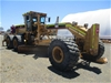 2005 Caterpillar 16H Motor Grader with 16' Blade and Tynes