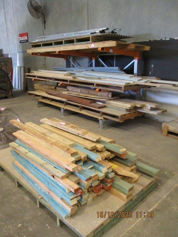 Various Timber / Building Materials