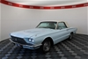 1966 Ford Thunderbird Automatic Convertible