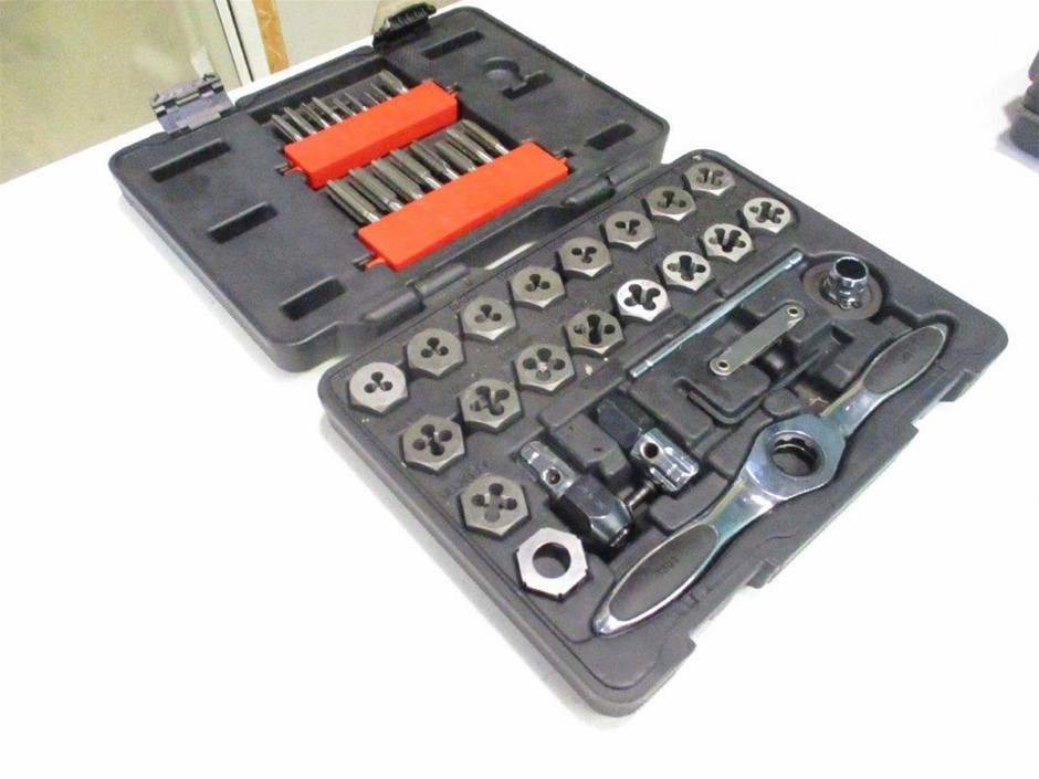 Gearwrench 3886 40pc Metric Tap and Die Set