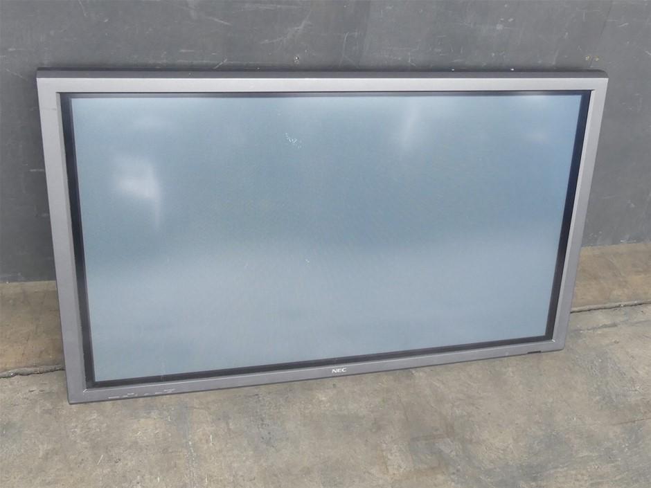 Nec PX-42VP5HW Television - Plasma