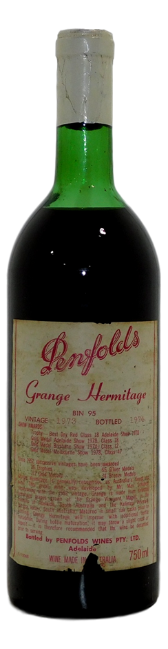 Penfolds Grange Shiraz 1973 (1x 750mL), SA