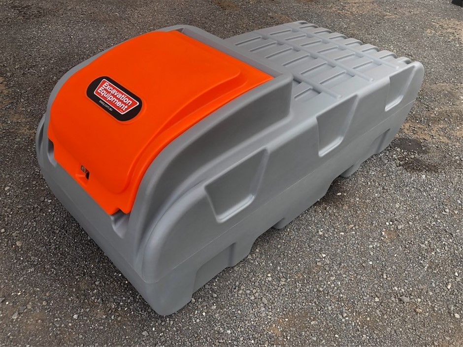 2020 Unused 500 Litre Fuel Tank