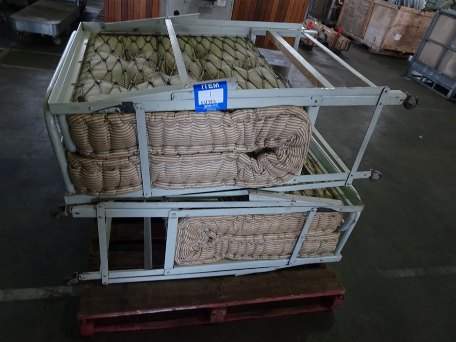 Folding Beds, Quantity of 2 (Pooraka, SA)