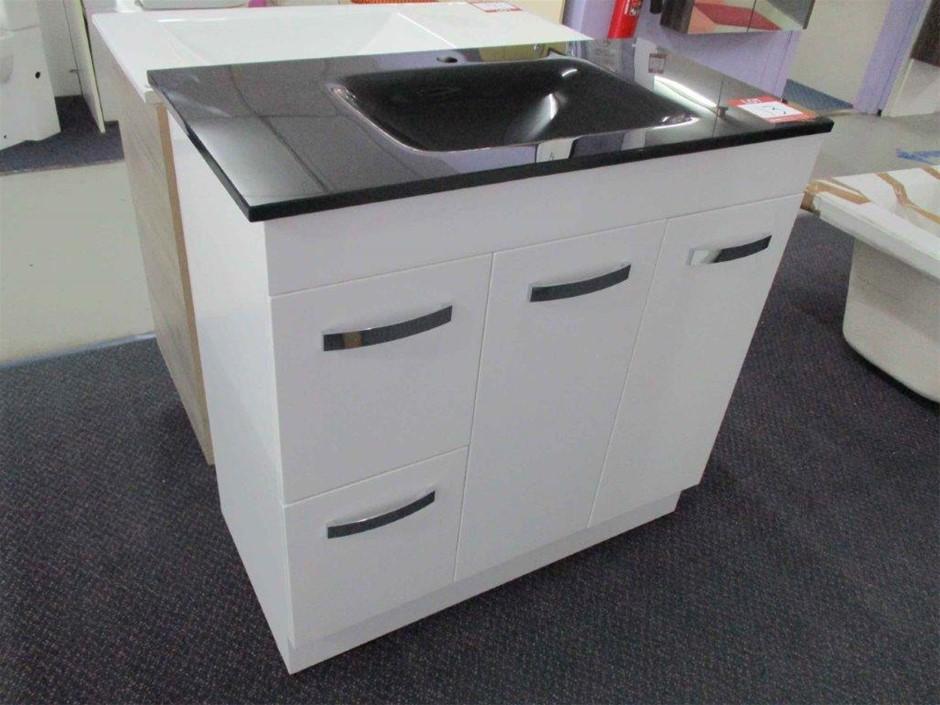Mambo Vanity Cabinet with Basin
