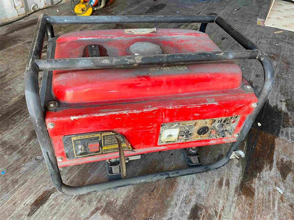 Shpeng Petrol Driven Portable Generator