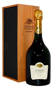 Taittinger Comtes de Champagne Blanc de