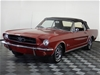 1965 Ford Mustang RWD Automatic Convertible