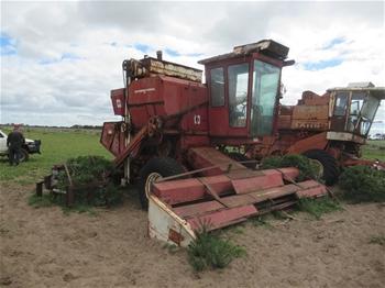International Harvester 711