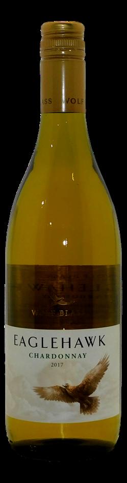 Wolf Blass Eaglehawk Chardonnay 2017 (6x 750mL). Screwcap