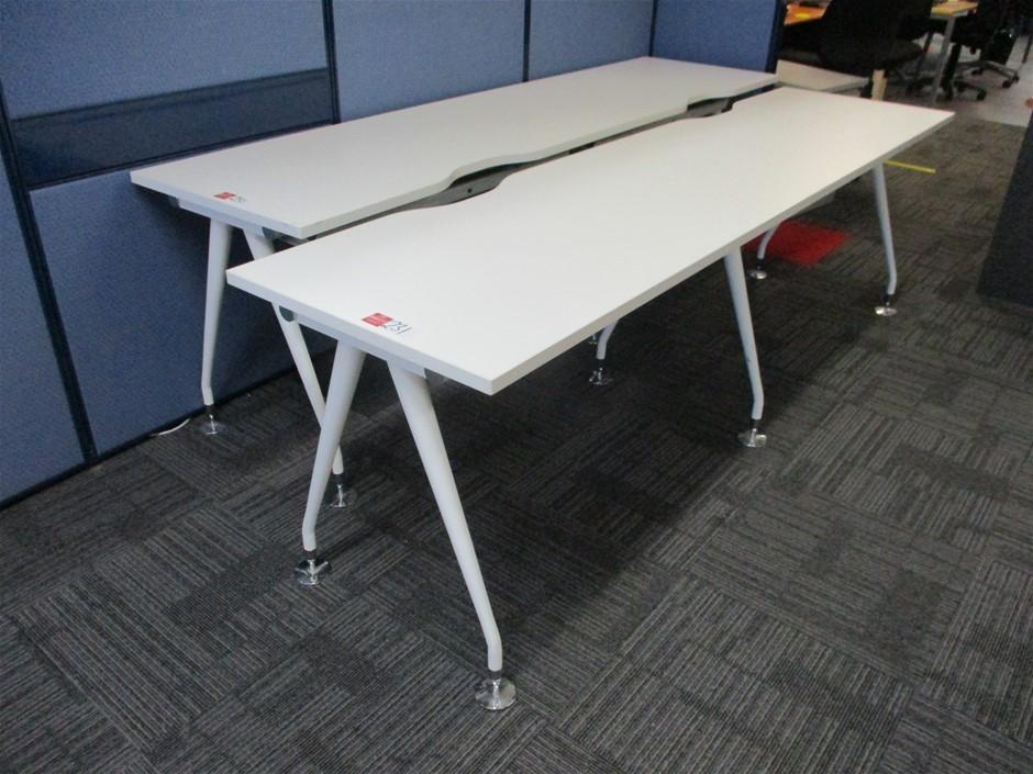 Qty of 2x Student Computer Desks