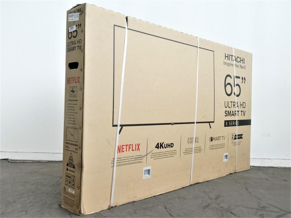Hitachi 65`` (65UHDSM8) UHD TV