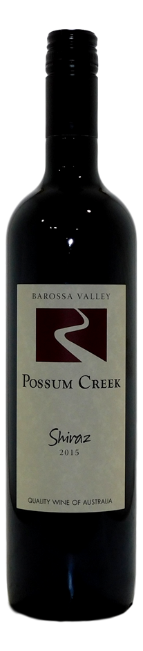 Possum Creek Barossa Shiraz 2015 (6x 750mL). Screwcap
