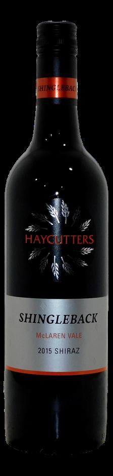 Shingleback Haycutters Shiraz 2015 (6x 750mL), McLaren Vale, SA