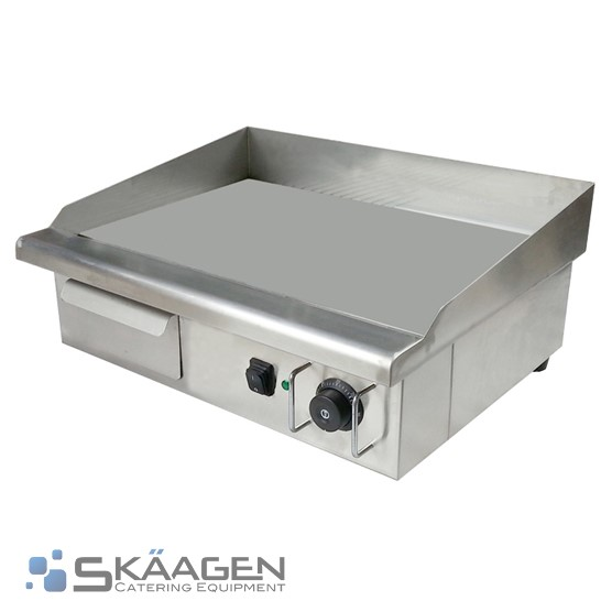 Unused Stainless Steel Electric Griddle - EBG548
