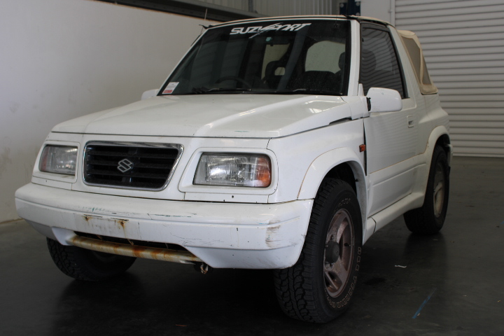 1997 Suzuki Vitara JLX (4x4) Manual Wagon