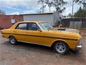 1970 Ford Falcon XY 351 GT Replica Sedan RWD Auto 1 N Sedan