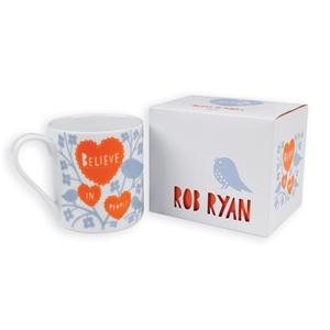 Rob Ryan Mug - Believe in People